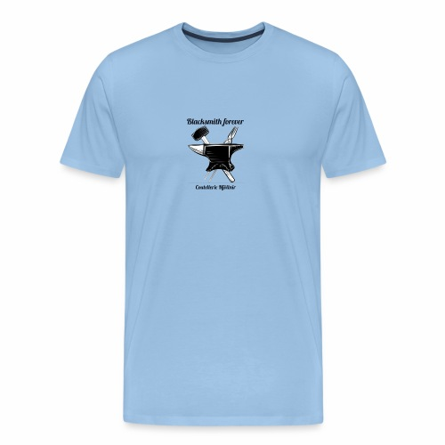 Blacksmith forever - T-shirt Premium Homme
