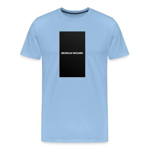 NICHOLAS VACCARO - Maglietta Premium da uomo