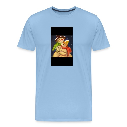 Amor de navidad - Camiseta premium hombre