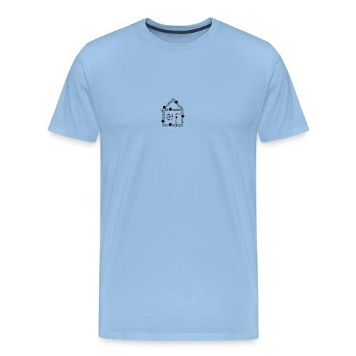 Mansion house - Mannen Premium T-shirt