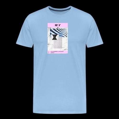 conclusion - Männer Premium T-Shirt