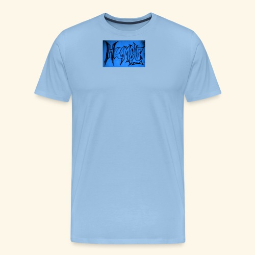 HUMBLE BLUE - Men's Premium T-Shirt