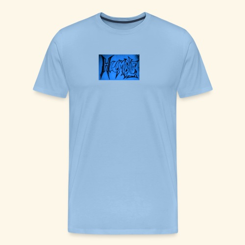 HUMBLE BLUE - Men's Premium T-Shirt