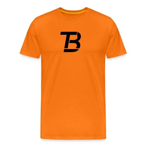 brtblack - Men's Premium T-Shirt