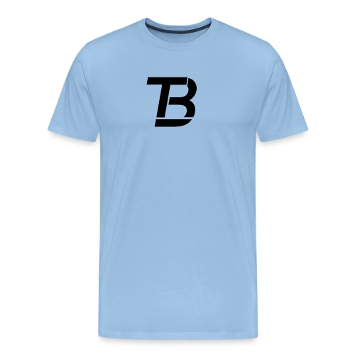 brtblack - Men's Premium T-Shirt