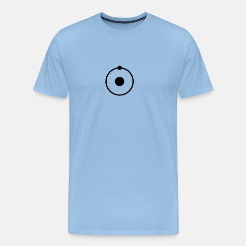 Dr Manhatten Super Hero - Men's Premium T-Shirt