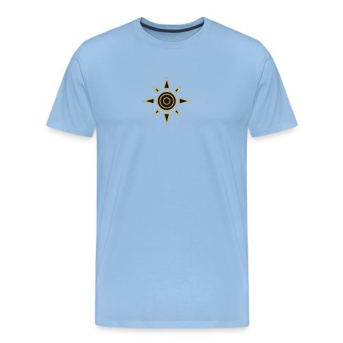 digimon 01 - Camiseta premium hombre
