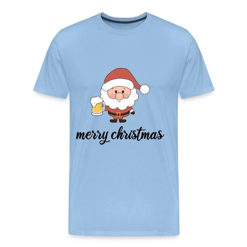 Santa - Männer Premium T-Shirt