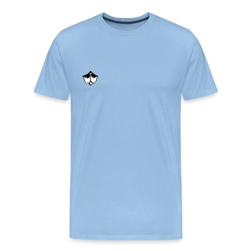 Ave triste :( - Camiseta premium hombre