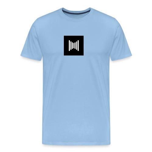 Future House Nation - Mannen Premium T-shirt