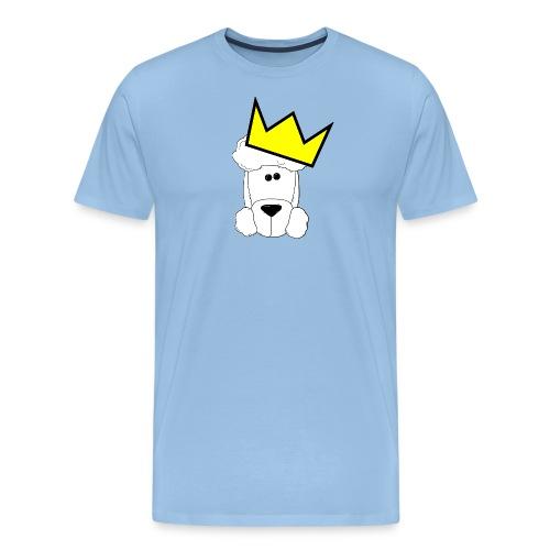 Pudelkönig - Herren - Männer Premium T-Shirt
