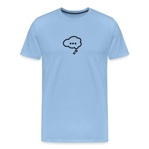 bubble - T-shirt Premium Homme