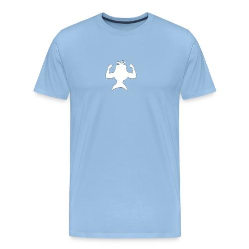 FizkenStrong - Herre premium T-shirt