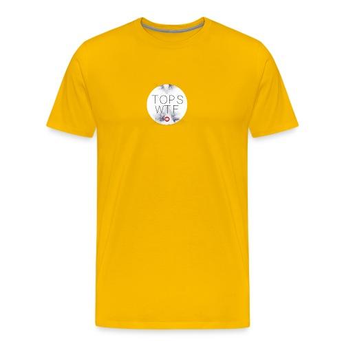 Official TOPS WTF T-Shirt - Men's Premium T-Shirt