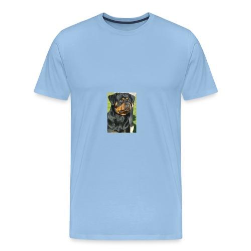 chiens Rottweiler 71612e0 - T-shirt Premium Homme