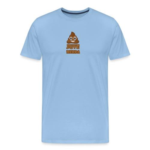 juve merda - Maglietta Premium da uomo
