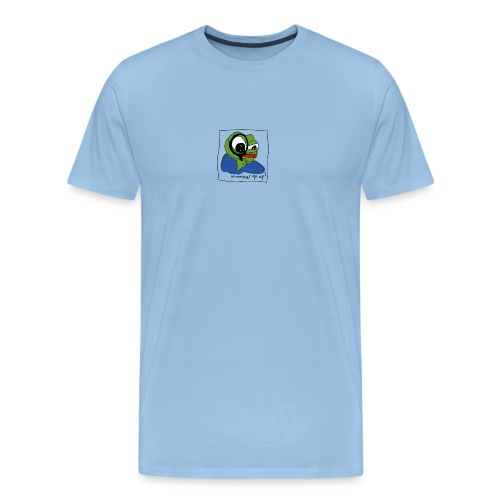 Number go up? (big) - Männer Premium T-Shirt