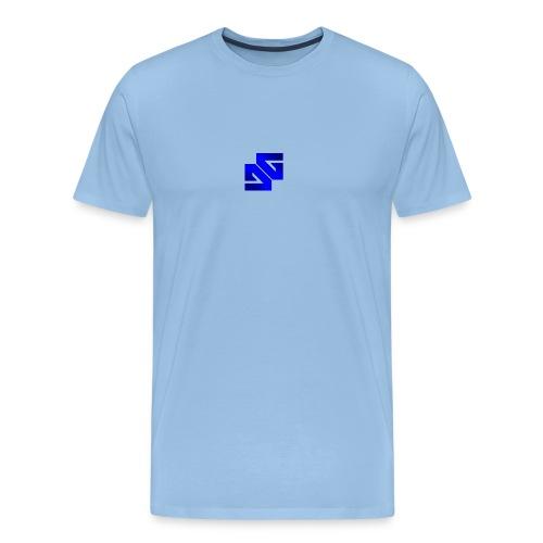 lightningrp logo png - T-shirt Premium Homme