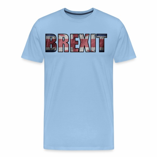 United Kingdom and Gibraltar European Union membership referendum - Men's Premium T-Shirt