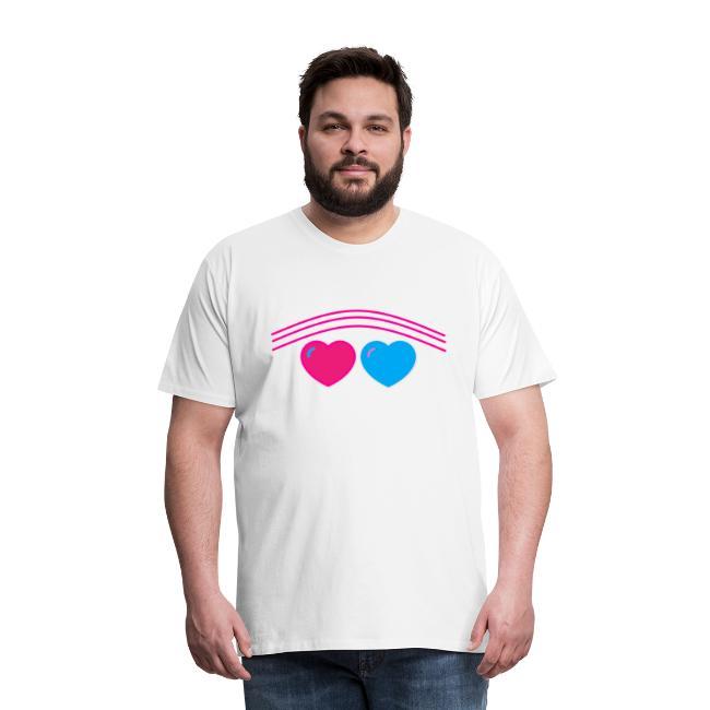 Das Design mit Herz
