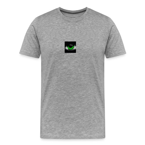 Green eye - Men's Premium T-Shirt
