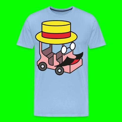 Chapeau Claque - Mannen Premium T-shirt