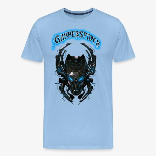 Gabberspider blue - Men's Premium T-Shirt