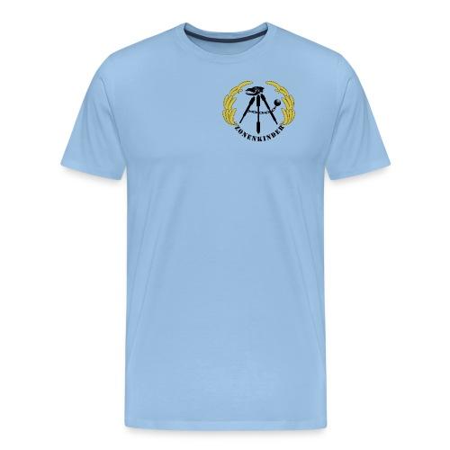 Pixelgraphik Logo - Männer Premium T-Shirt