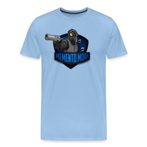 Memento Mori Logo - Männer Premium T-Shirt
