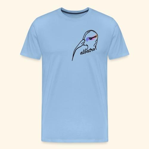 albatro Logo - Men's Premium T-Shirt