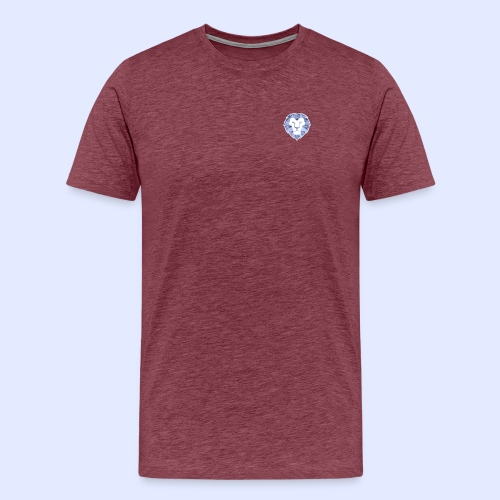 DiamondLion - Miesten premium t-paita