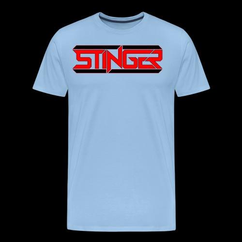 stinger11 png - Männer Premium T-Shirt