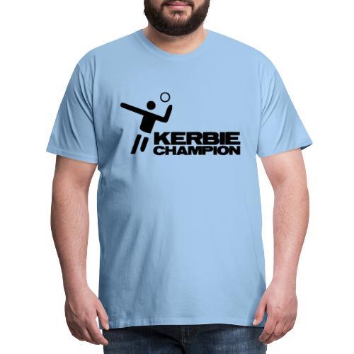 Kerbie - Men's Premium T-Shirt