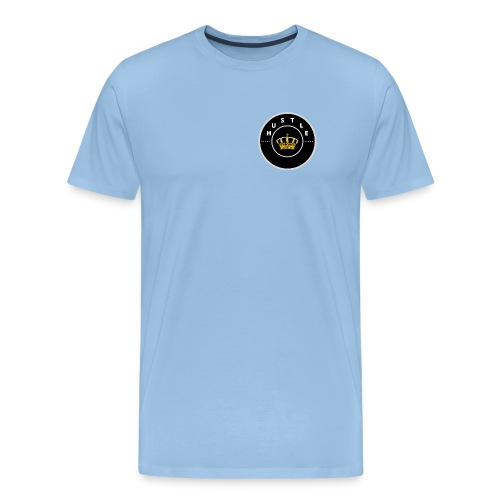 Hustle - Miesten premium t-paita
