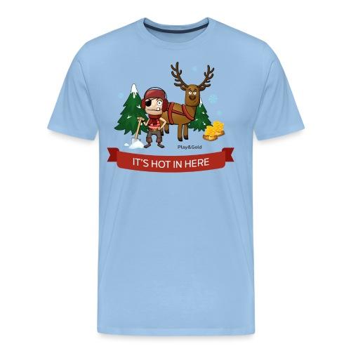 tshirt noel2 - T-shirt Premium Homme