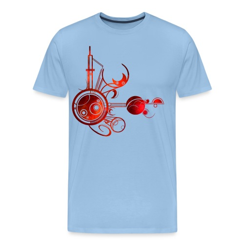 Big Bang - T-shirt Premium Homme
