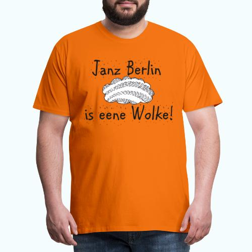 Berlin Fan - Men's Premium T-Shirt