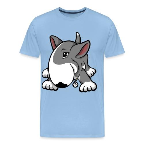 Play Time Bully Grey - Men's Premium T-Shirt