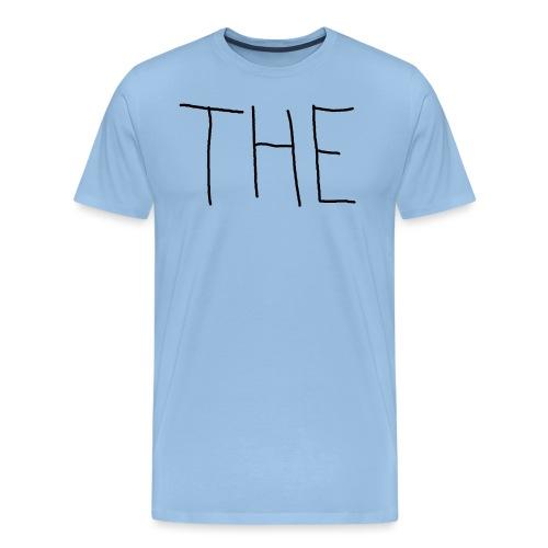 THE - Men's Premium T-Shirt