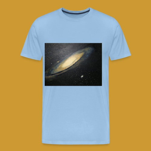Andromeda - Mark Noble Art - Men's Premium T-Shirt