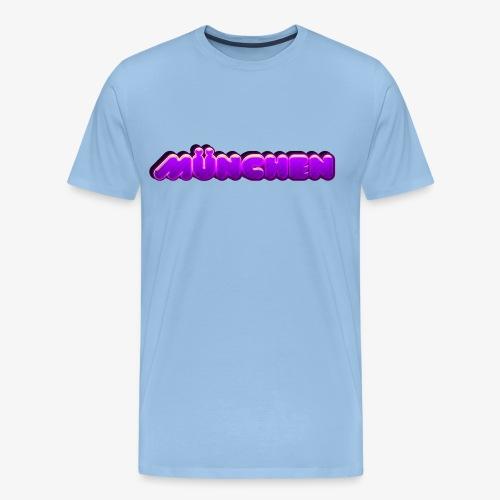 Dolly München - Männer Premium T-Shirt