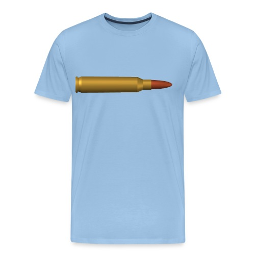 5,56 mm Patrone - Männer Premium T-Shirt
