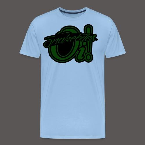 Oi! - Premium-T-shirt herr