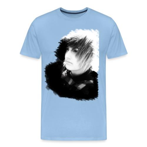 REMEMBER ME png - Men's Premium T-Shirt