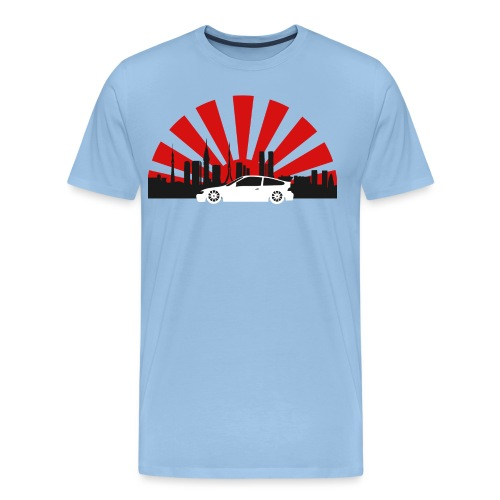 Tokio CRX-01 - Männer Premium T-Shirt