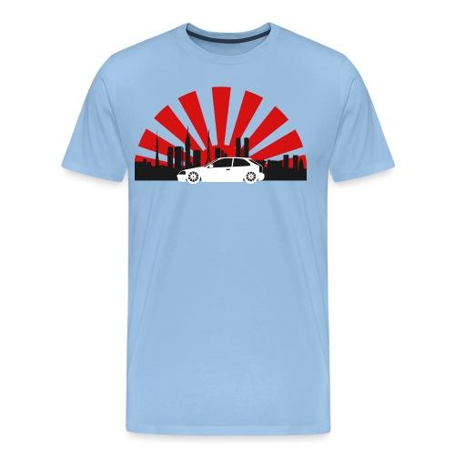 Tokio EK Hatch-01 - Männer Premium T-Shirt