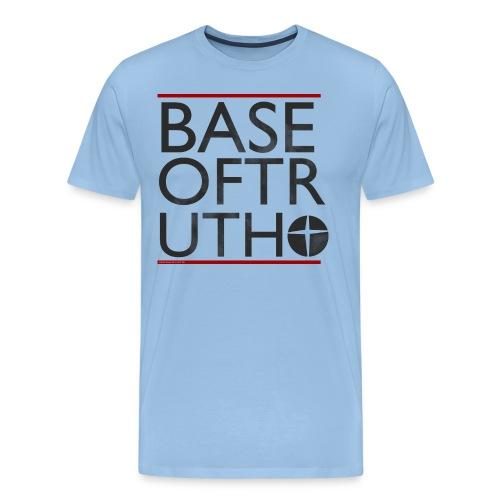 baseoftruth - Männer Premium T-Shirt