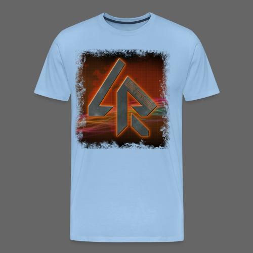 LPR Gaming BG Splash (Women) - Men's Premium T-Shirt