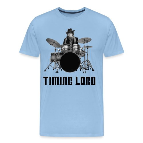 Timing lord png - Men's Premium T-Shirt