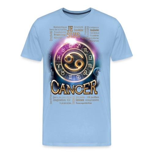 CANCER - T-shirt Premium Homme